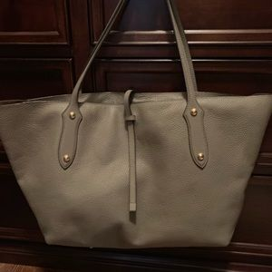 Isabella Ingram isabell gray  large tote